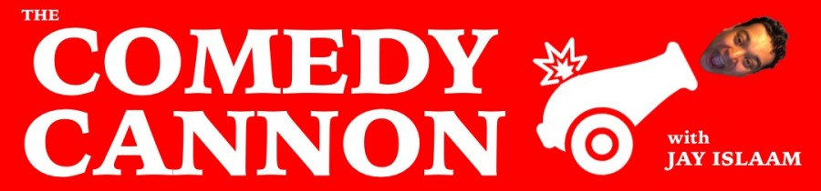 The Comedy Cannon logo